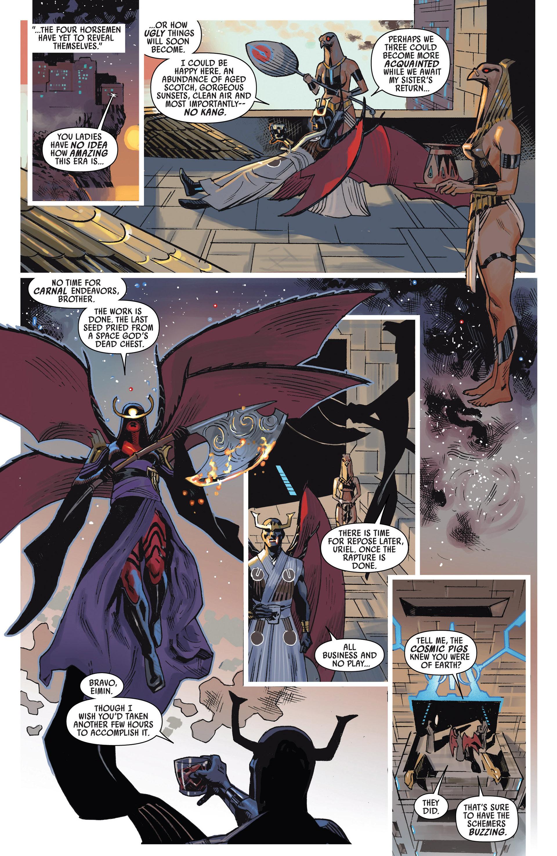 Read online Uncanny Avengers (2012) comic -  Issue #9 - 6