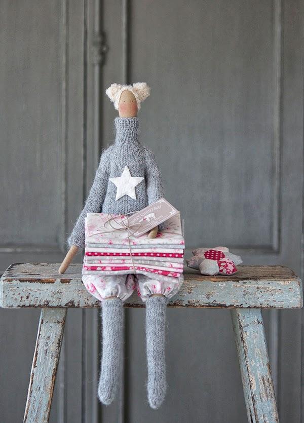 Tilda Sweet Christmas Fabric Collection