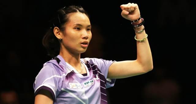 Pemain Tunggal Putri Terbaik Piala Sudirman 2017