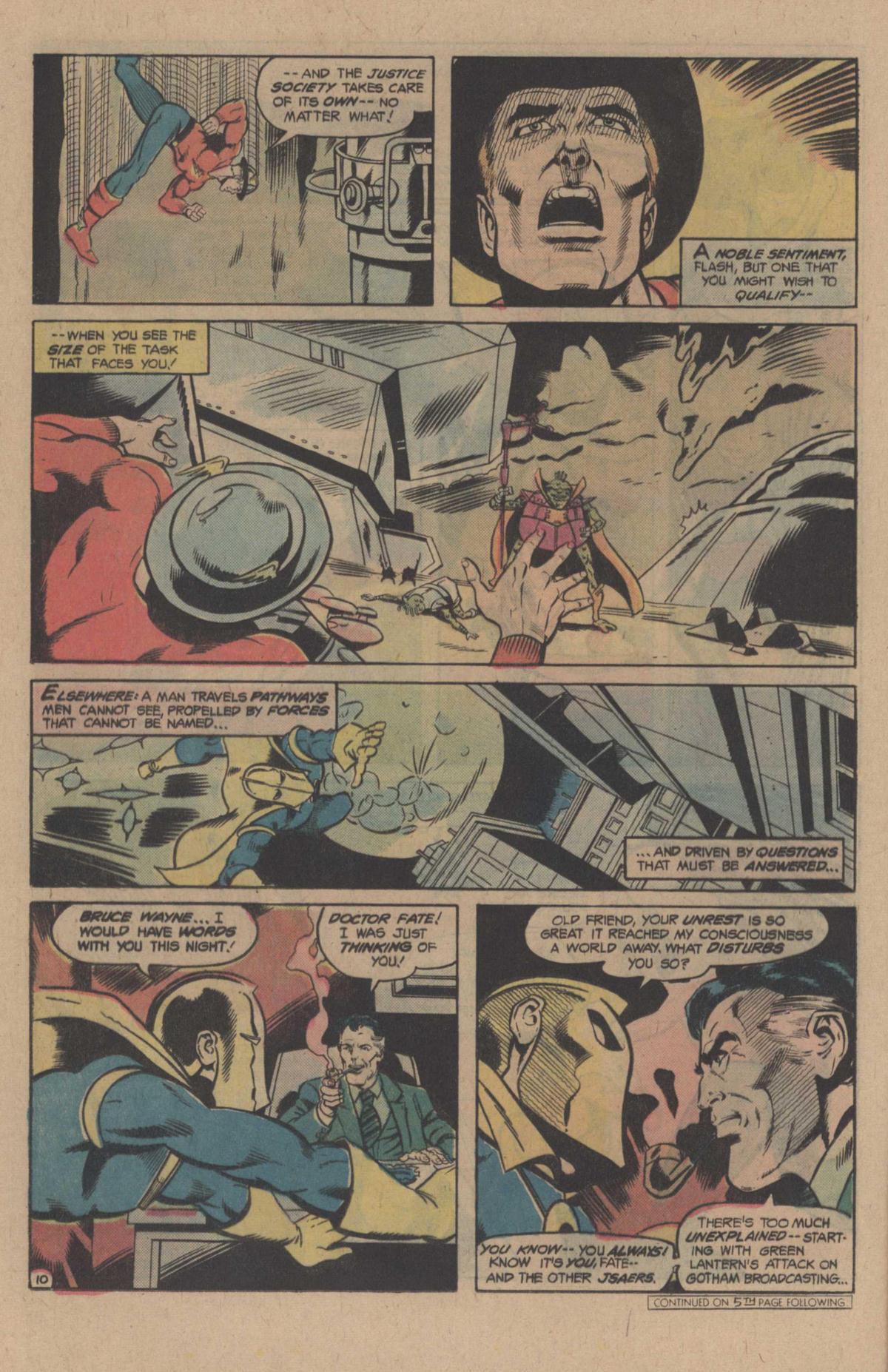 Read online All-Star Comics comic -  Issue #67 - 16