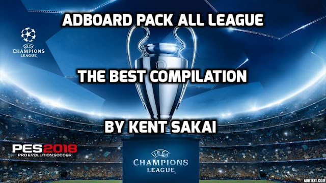 Adboards All Leagues PES 2017