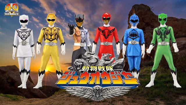 Dobutsu Sentai Zyuohger Sub Indo