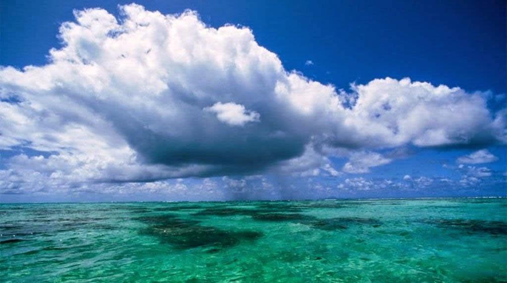 Mares, oceanos e hidrosfera