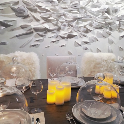 DIFFA Dining by Design NY 2016 Crate and Barrel