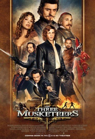 Ver Los Tres Mosqueteros (The Three Musketeers) (2011) Online