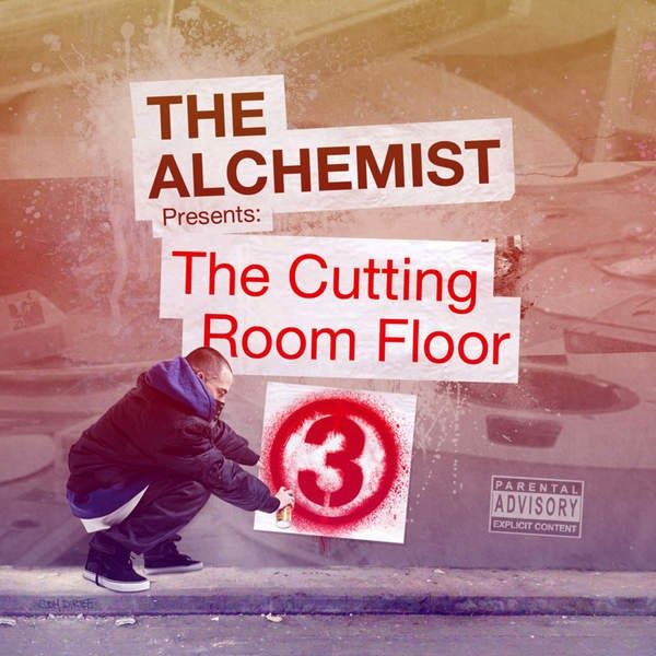 The Alchemist - The Cutting Room Floor 3 Cover