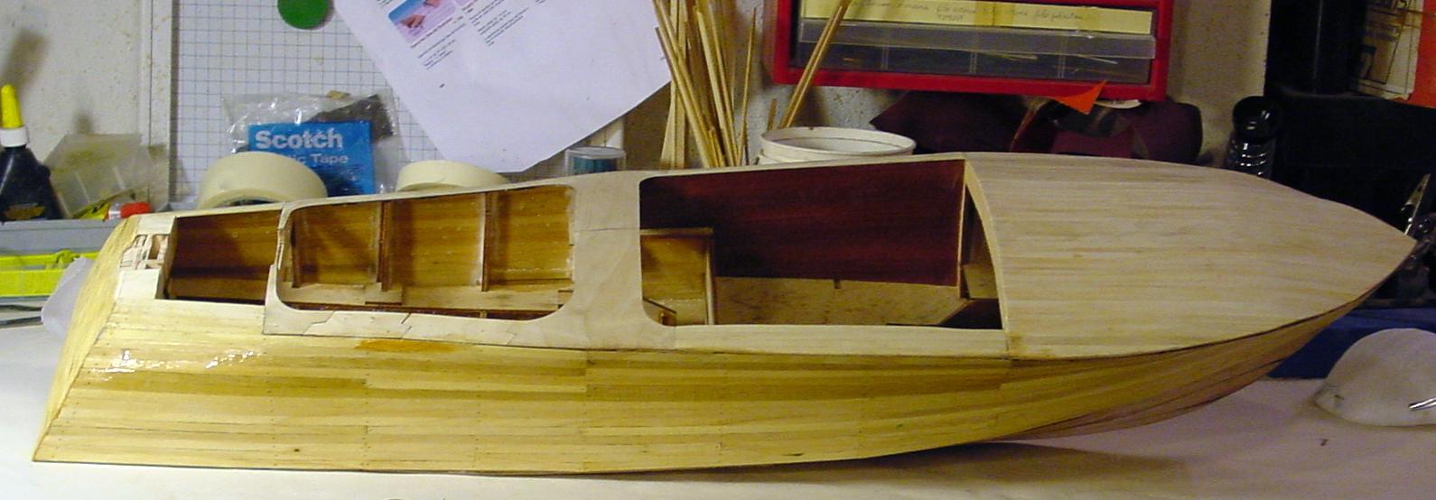 Modellismo navale rc model boats riva aquarama for Piani di veranda chiusa gratis