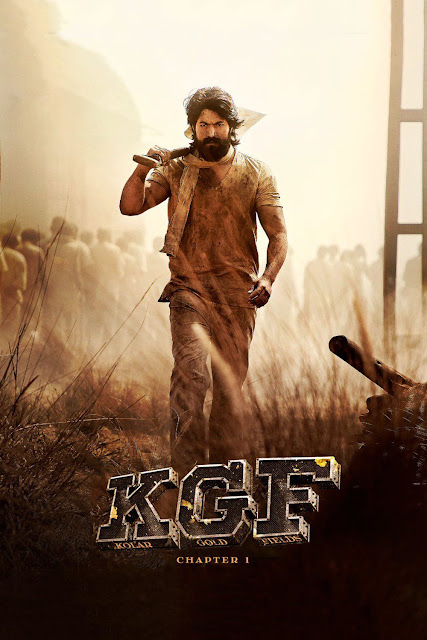 K.G.F Chapter 1 Movie Poster Download free movie poster