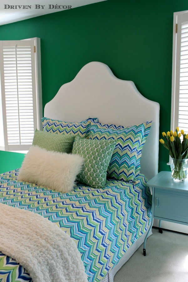 Tween Bedroom Makeover The Reveal Driven By Decor