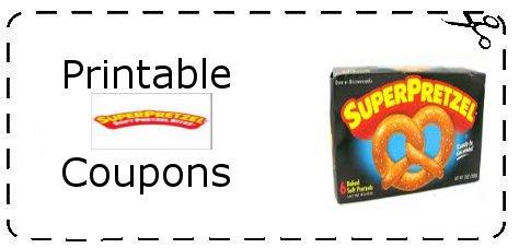 Super Pretzel Coupon