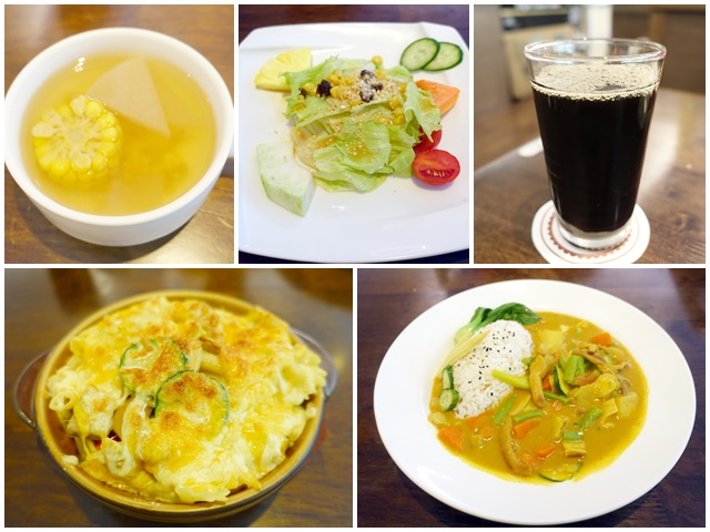 亞蘿瑪珈琲屋~台北士林素(蔬)食