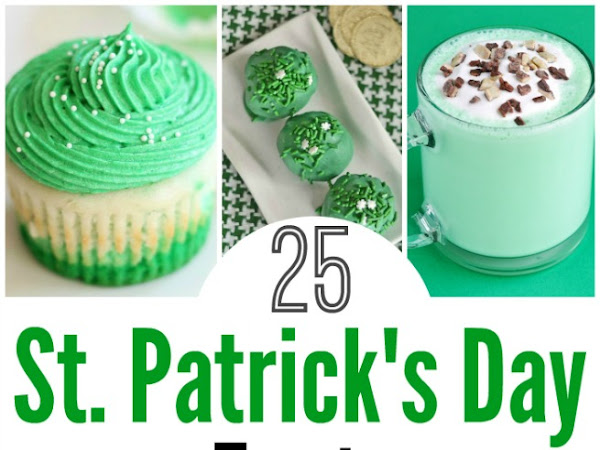 25 Incredible Treats to Make This St. Patrick's Day