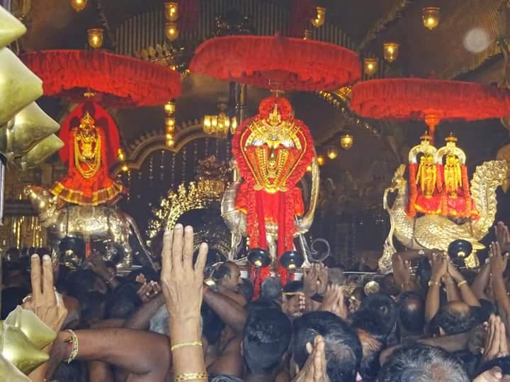 வரலாற்று சிறப்பு மிக்க ஈழத்து நல்லூர் கந்தசாமி ஆலயம்  கொடியேற்றத்துடன் ஆரம்பம்(காணொளி)