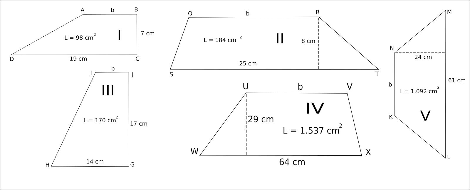 Cara mencari sisi miring trapesium siku siku youtube segitiga merupakan sebuah bangun datar yang dibatasi oleh tiga buah sisi dam memiliki tiga titik sudut. Soal Sd Bab Trapesium Mencari Luas Tinggi Sisi Alas A Dan Sisi Atas B Dan Kunci Jawaban Pembahasannya Bimbel Brilian