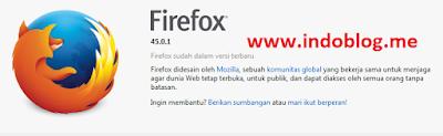 Mozilla Firefox Offline Installer Terbaru 2016