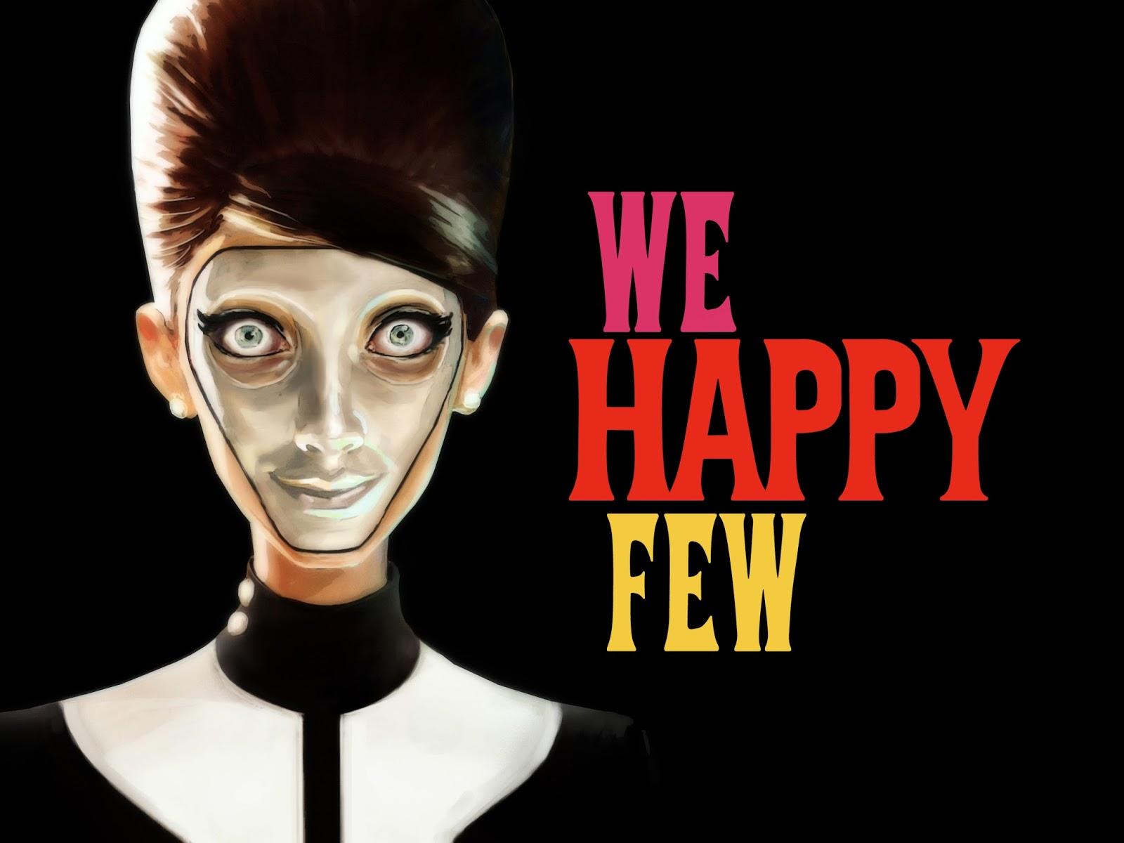 We Happy Few PC torrent - We Happy Few For PC