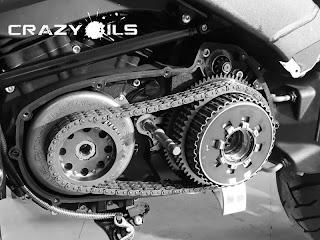 crazyoils: buell xb12ss kit torquefree spirits