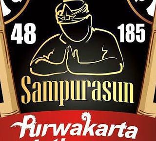 Logo acara adat daerah asli Purwakarta Sampurasun