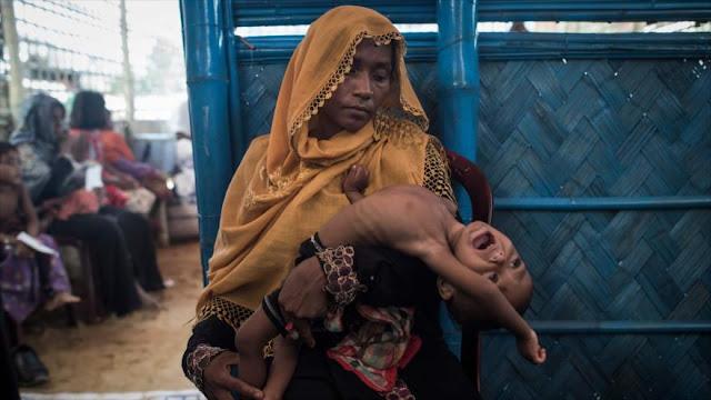 ONU pide el fin del 'inimaginable sufrimiento' de los rohingyas