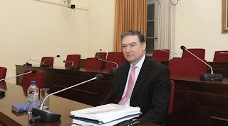 ΕΚΤΑΚΤΟ.Την ενοχή του πρώην επικεφαλής της ΕΛΣΤΑΤ, Ανδρέα Γεωργίου για το αδίκημα της παράβασης καθήκοντος κατ´ εξακολούθηση πρότεινε ο εισαγγελέας της έδρας