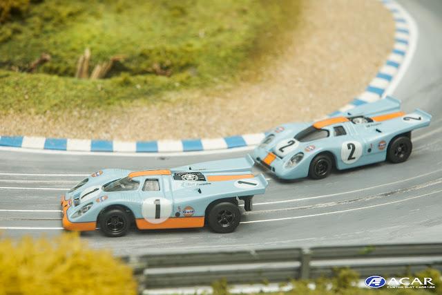 Daytona 1971 Porsche 917K J. W. Automotive Engineering Jo Siffert / Derek Bell