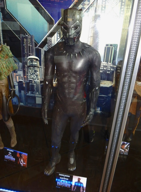 Black Panther movie costume