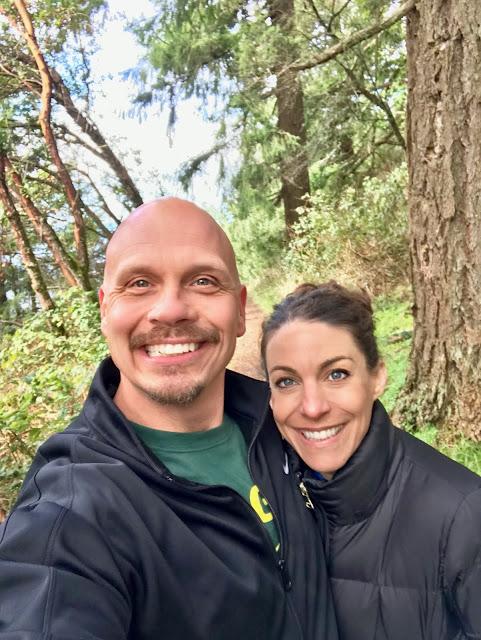 hiking in Eugene, Oregon