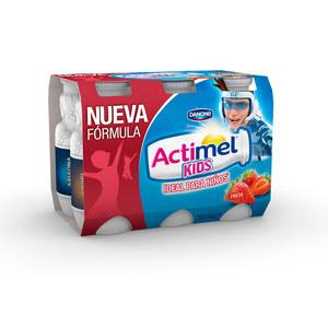 Prueba Actimel Kids