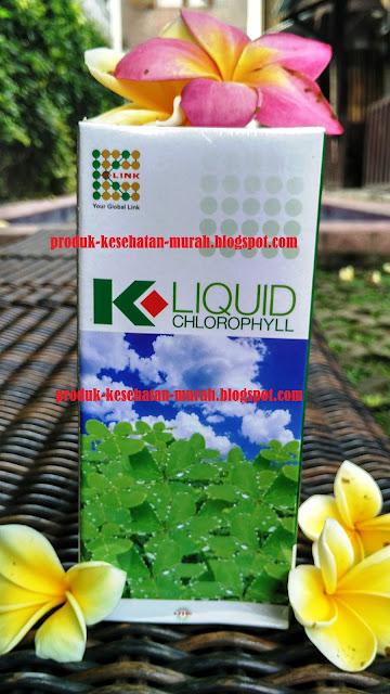 K-Link K-Liquid Chlorophyll