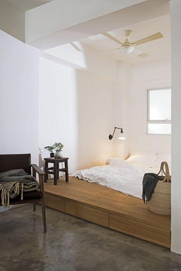 Bedroom Double Height 9