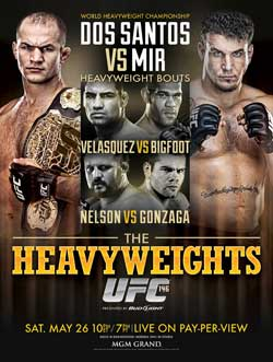 ufc Download   UFC 146: Dos Santos vs. Mir   HDTV