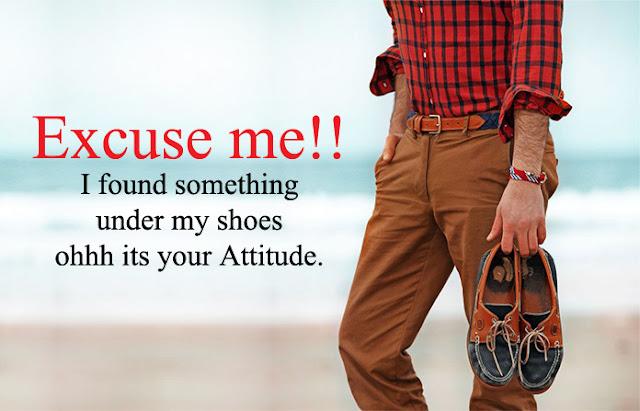 Royal Attitude Status Text in English