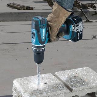 Makita XPH01Z 18V Hammer Drill review
