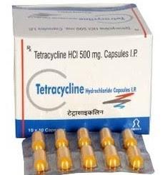 Tetracycline - Manfaat, Dosis, Efek Samping dan Harga