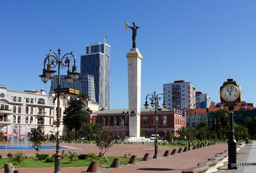 Cтатуя Медеи