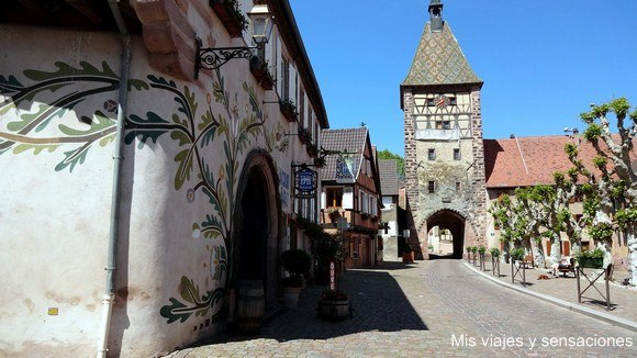 Bergheim, Alsacia