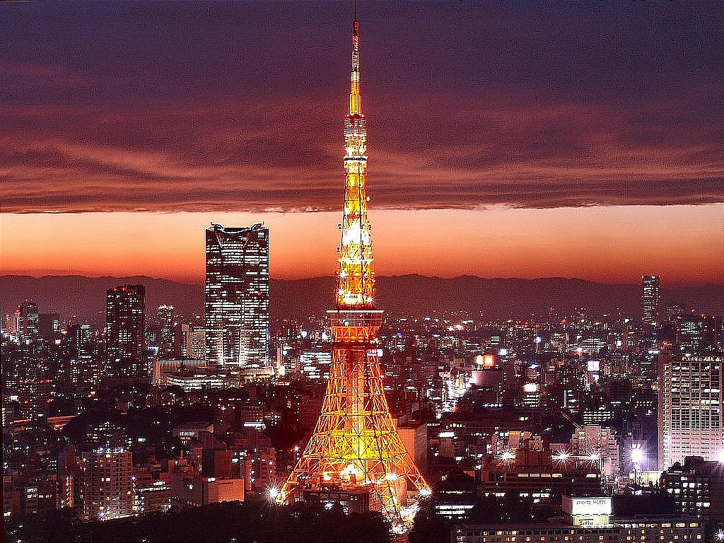 Tokyo City Pictures Wallpapers Cini Clips