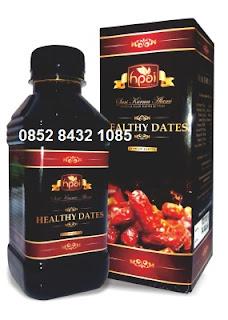 Jual khasiat manfaat sari buah KURMA HPAI asli minuman KESEHATAN herbal