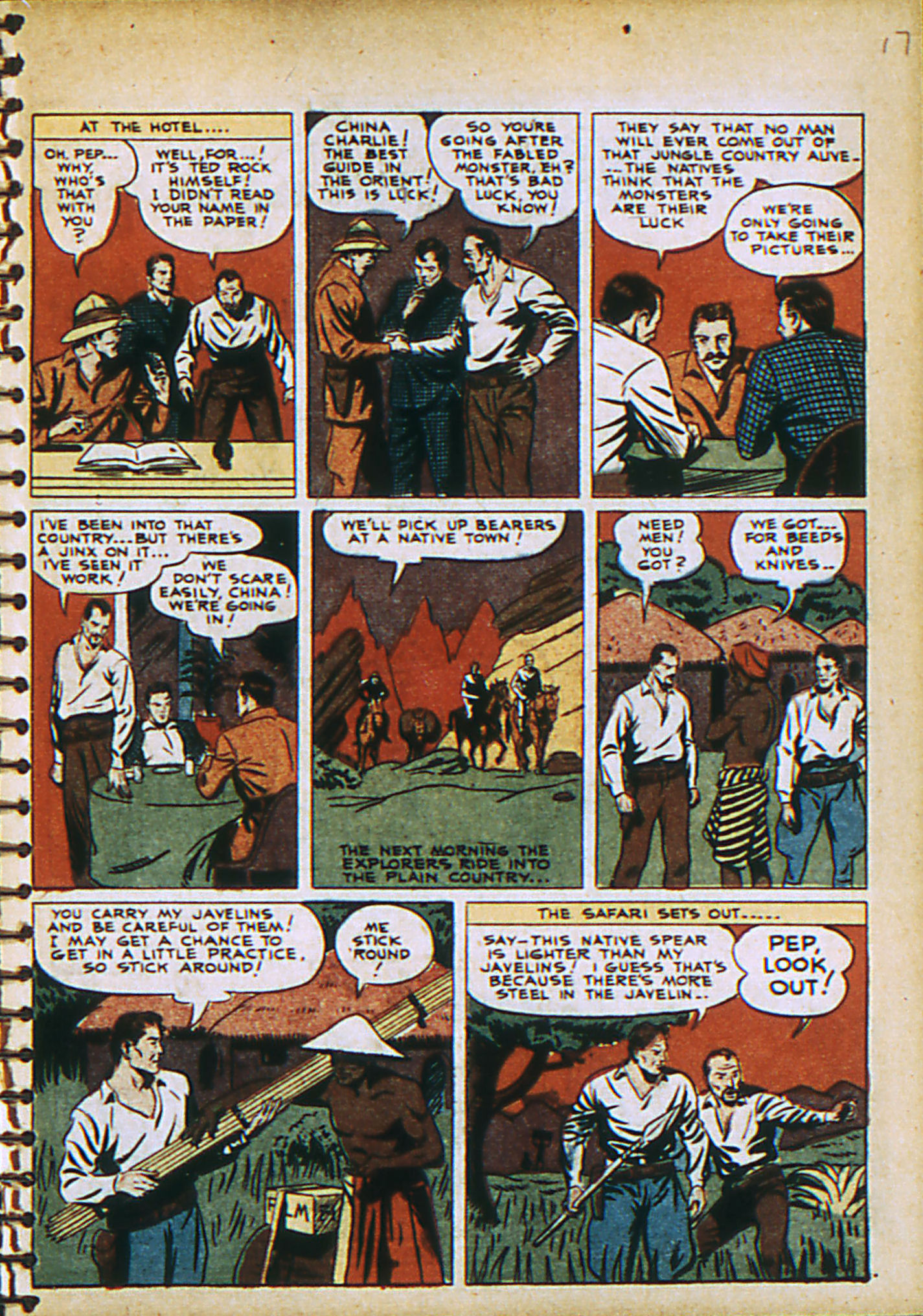 Action Comics (1938) 29 Page 19