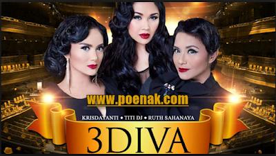 Kumpulan Lagu 3 Diva Mp3 Terbaru Full Album