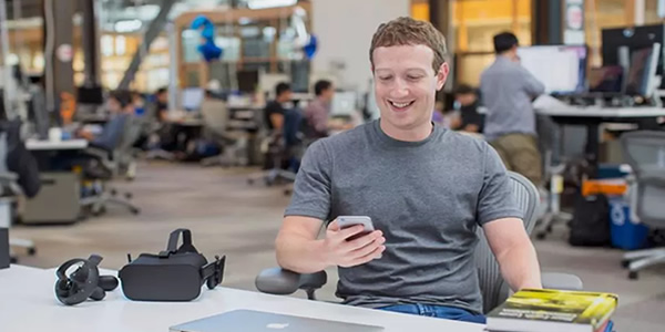 Mark Zuckerberg relata a experiência de construir sozinho o seu JARVIS.