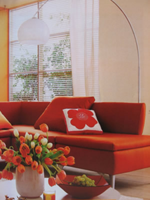 Decorating with orange like fruits and you will be happy with the ideas 3