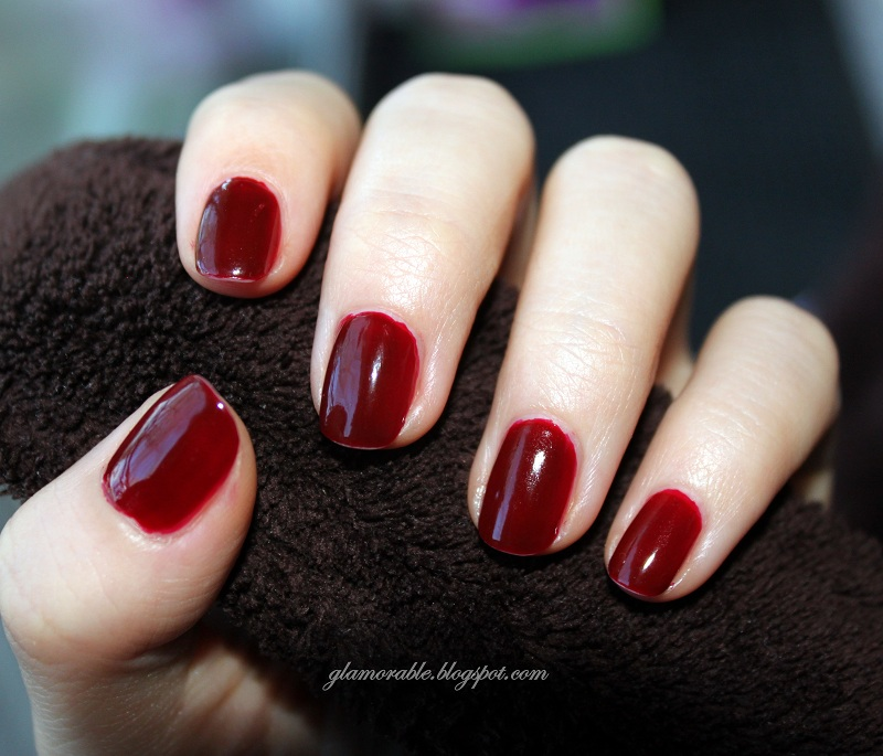 Mani Monday Color Club Quot Style Icon Quot Glamorable