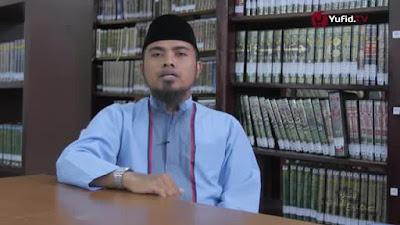 Ustadz Fadlan: Siapapun dirimu