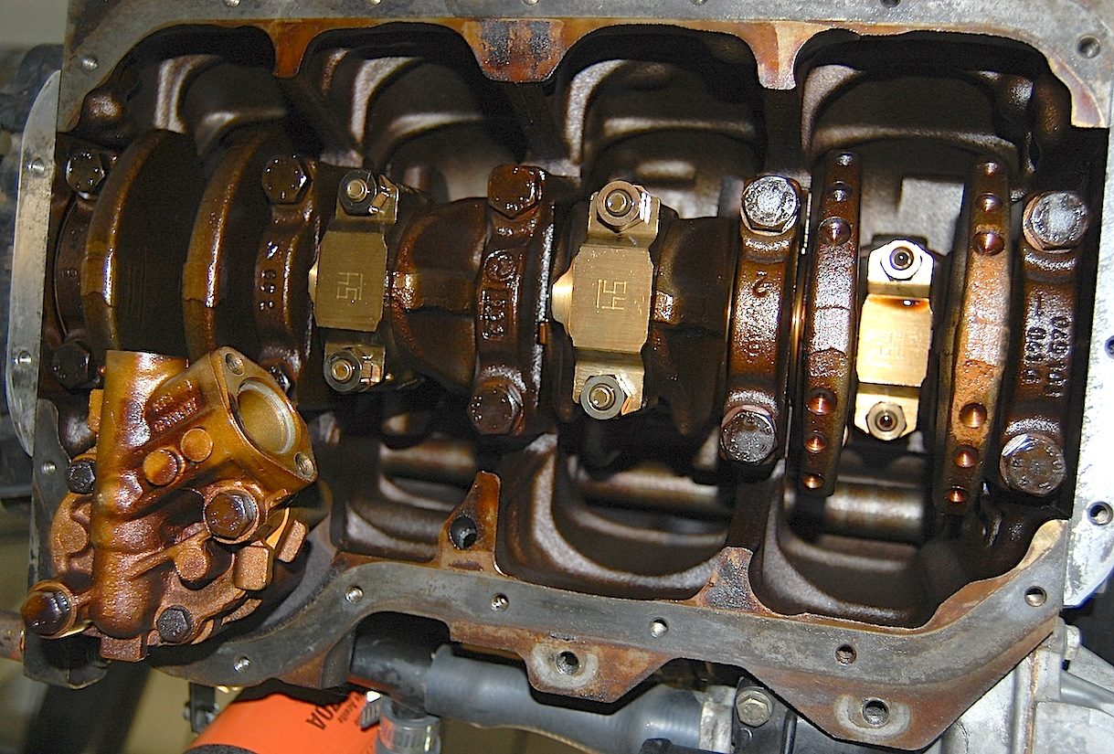 Replacing The Oil Pan Gasket With A Windage Tray Vw Mkii