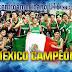 #COCABAU16: México es campeón al aplastar a Guatemala
