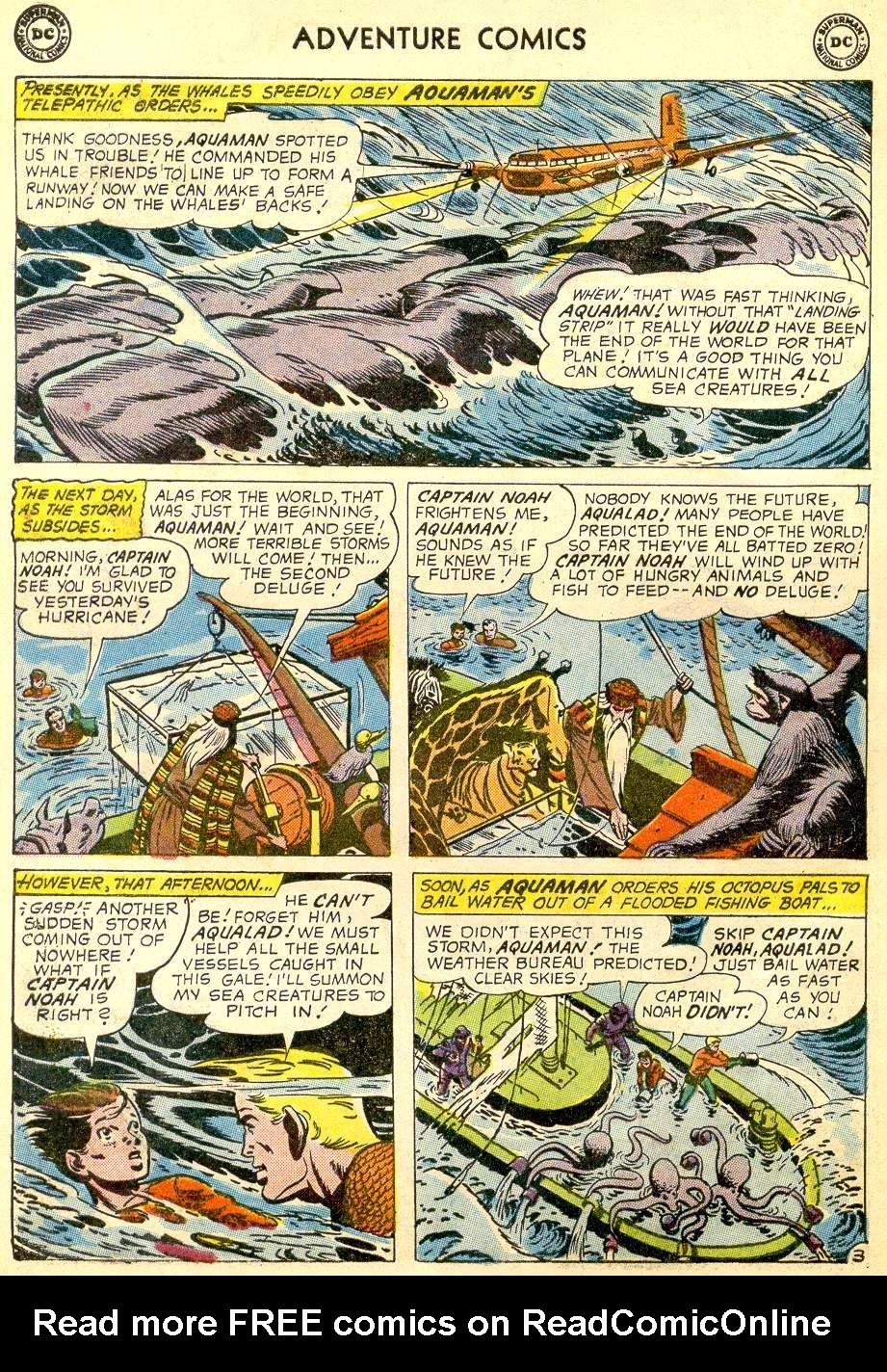 Read online Adventure Comics (1938) comic -  Issue #271 - 28