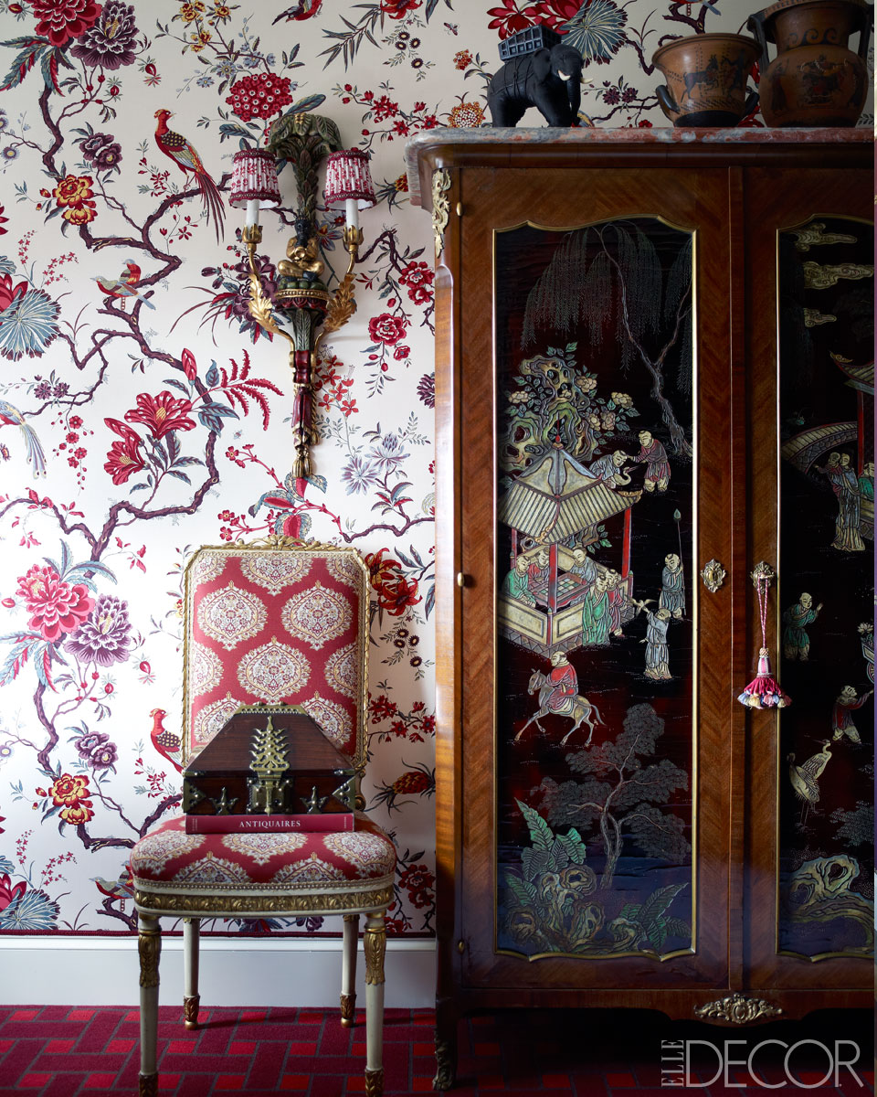 Turtles And Tails Master Bedroom Before And After: Chinoiserie Chic: Alex Papachristidis