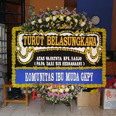 Karangan Bunga di Jatinegara Jakarta Timur