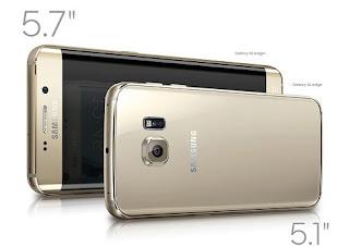 Samsung Galaxy S6 edge Plus Layar Berkualitas